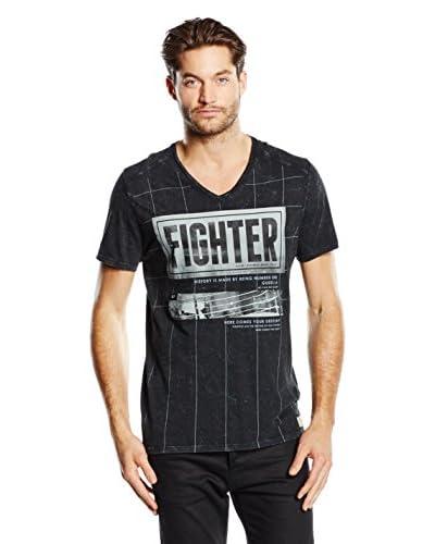 Guess T-Shirt Manica Corta [Blu]