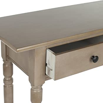 Safavieh American Home Collection Dover Console Table, Vintage Grey