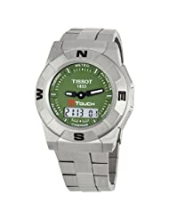 Tissot Men's T0015204409100 T-Tactile T-Touch Trekker Watch