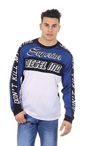 maglione uomo Diesel mens sweater t-gregor 00shpw 0jaiv 8ek -- l