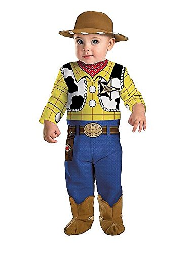 Disney Toy Story Woody Infant Dress Up Costume (Infant (12-18 Months))