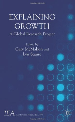 Explaining Growth: A Global Research Project (International Economic Association)