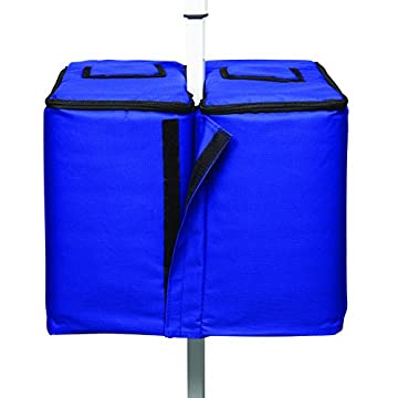 GoGalley Canopy Weight and Cooler All-n-One