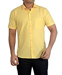 Baaamboos Casual Half Sleeve Rich Cotton Shirt (40) (39)