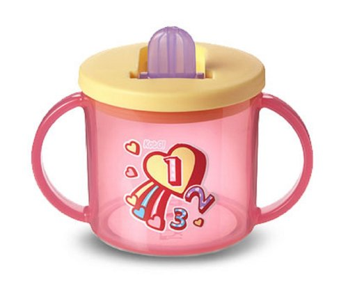 Tommee Tippee Kids On The Go Flip And Sip (Girl) front-636707