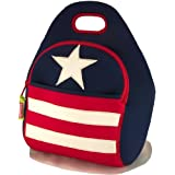 Dabbawalla Bags Lunch Bag, Stars And Stripes