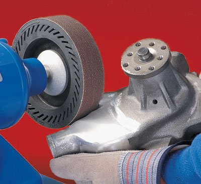 Buff Motor Expander Wheel For Sanding Buffing Polishing