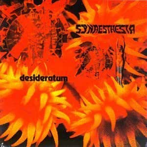 Desideratum by Synaesthesia (1995) Audio CD