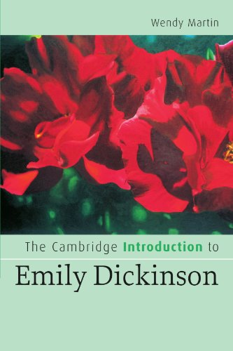 The Cambridge Introduction to Emily Dickinson Paperback (Cambridge Introductions to Literature)