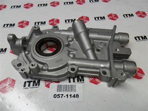ITM Engine Components 057-1148 New Oil Pump 6162 63 1015 sa6d170e 6d170 engine water pump for komatsu