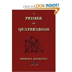 Quaternion - Main Page