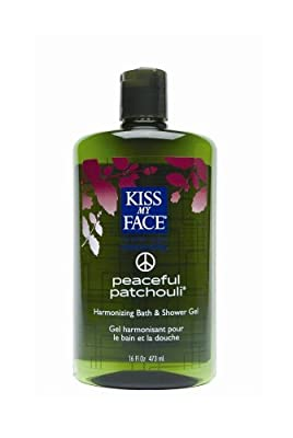 Best Cheap Deal for Kiss My Face Peaceful Patchouli Bath & Shower Gel, 16-Ounce Bottles (pack of 3) by Kiss My Face - Free 2 Day Shipping Available