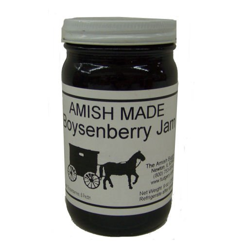 Amish Jam Boysenberry -