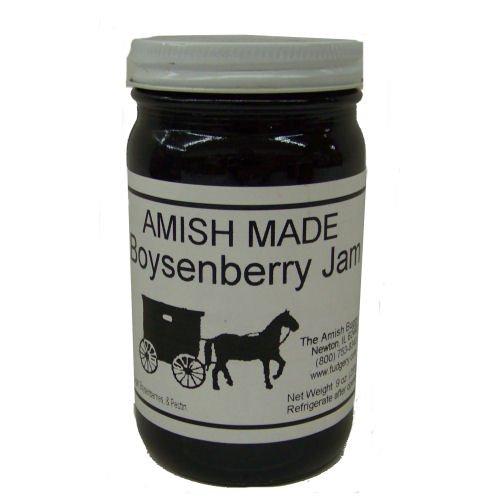 Amish Jam Boysenberry -