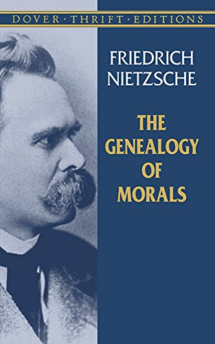 Nietzsche genealogy of morals third essay