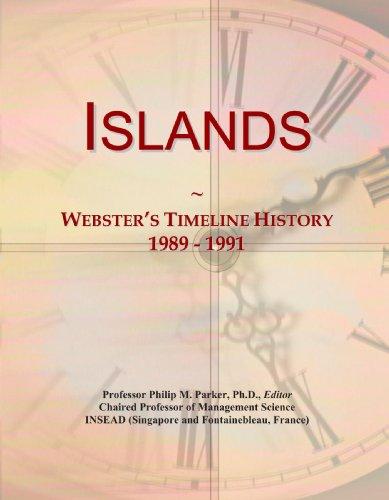 Islands: Webster's Timeline History, 1989 - 1991