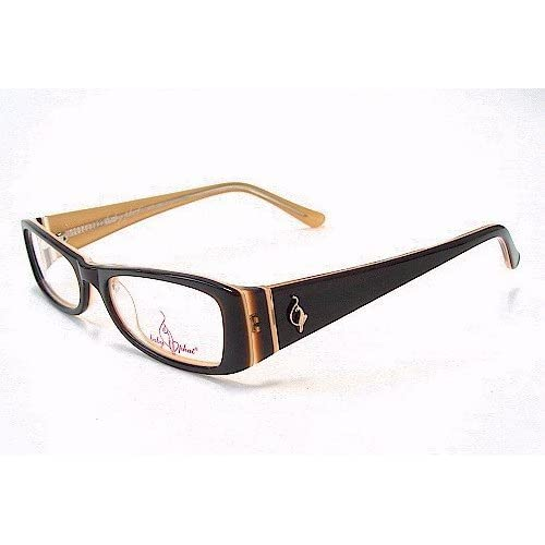 BABY PHAT 218 Eyeglasses BROWN BWN Optical Frame Clothing