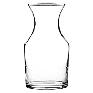 Cocktail Carafe 9oz LCE at 125/175/250ml | Peanut Carafe, Wine By The Glass Carafe, Wine Carafe, Libbey Carafe, Glass Carafe, Cocktail Decanter