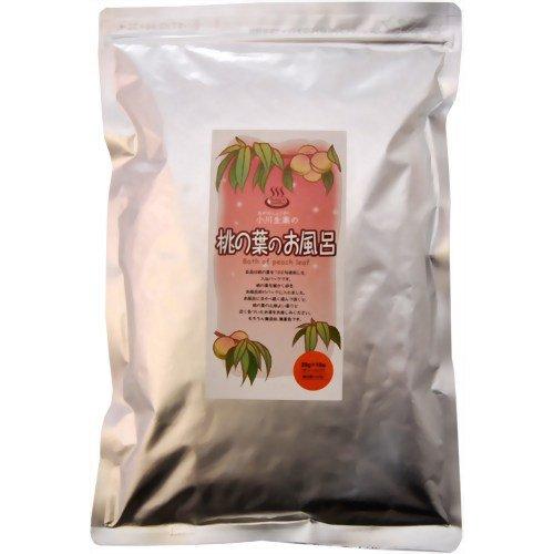 小川生薬の桃の葉のお風呂 20g×10袋: 小川生薬