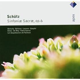 Sch�tz : Symphoniae sacrae Op.6 : IV Cantabo Domino in vita mea SWV260