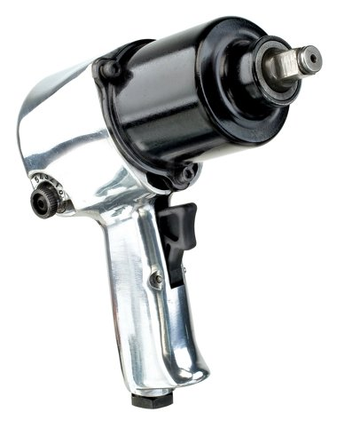 Kawasaki 840781 1/2-Inch Air Impact Wrench Twin Hammer