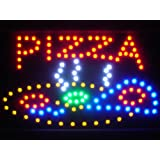 LAMPE NEON ENSEIGNE LUMINEUSE LED led060-r Pizza Shop LED Neon Sign WhiteBoard