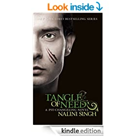 Tangle of Need: The Psy-Changeling Series