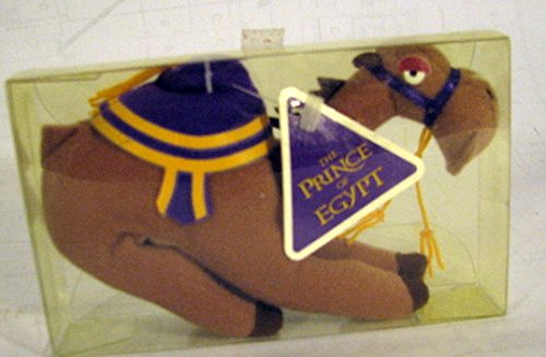 "The Prince of Egypt 5"" Plush Camel - 1"
