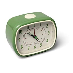 Alarm Clock Bake-A-Like Green
