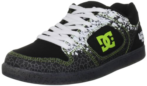 DC Shoes Men's Kb Union Se Black/Soft Lime/ Prune Lace Up D0303407 11 UK, 46 EU, 12 US