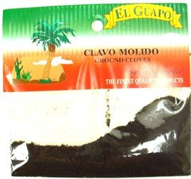Ground Cloves Clavo Molido by El Guapo