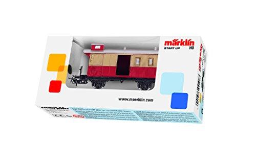 Gepckwagen-rotbeige-Verpackung-sortiert