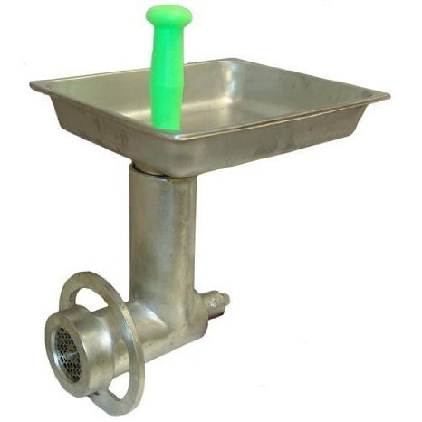 Meat Grinder Attachment Size 12 Hub for Mixer Cast Alumium (Alfa Meat Grinder compare prices)