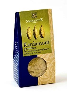 Sonnentor Bio Kardamom gemahlen (1 x 35 gr) von Sonnentor Kräuterhandelsgesellschaft m.b auf Gewürze Shop