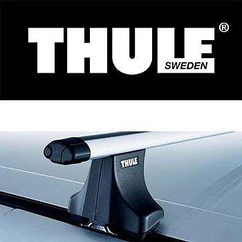 Thule 1058 Kit de fixation rapide pour barres de toit