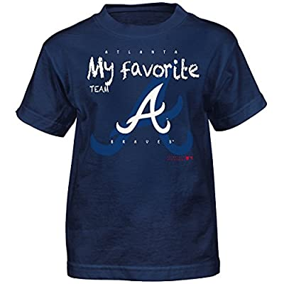 MLB Boys 4-7 My Favorite Team Tee