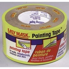 Trimaco 706060 Easy Mask Kleen Edge Single Painting Tape, 180' Length x 2