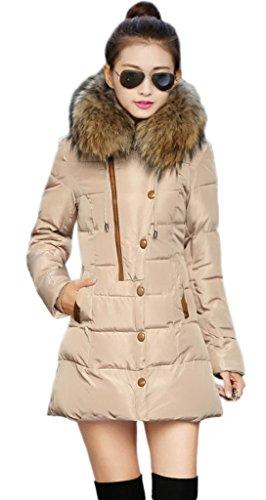 Bigood-Femme-Manteau-Hiver-Jacket-Doudoune-Chaud-Parka-Veste-Longue-Avec-Capot-Slim