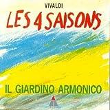 echange, troc Antonio Vivaldi, Il Giardino Armonico, Luca Pianca, Enrico Onofri, Giovanni Antonini - Les Quatre Saisons