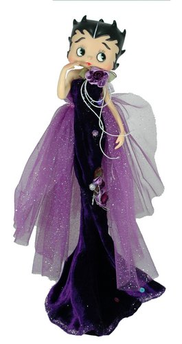 Precious Kids 30001 12 Betty Boop Resin Doll
