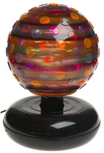 Creative Motion 10-Inch Rotating Disco Light