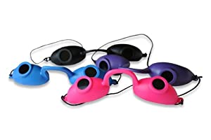 EVO FLEX Flexible Super Sunnies WE CHOOSE Color Tanning Goggle Eye Protection UV