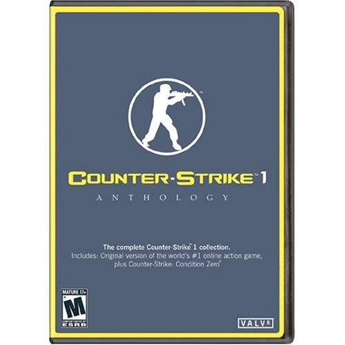 Counter-Strike 1 Anthology (輸入版)