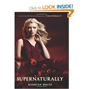 Supernaturally (Paranormalcy)