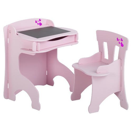 Kids Wood Desk Chair Room 4 Interiors