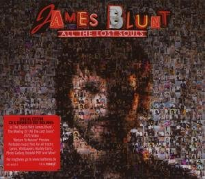 James Blunt - All The Lost Souls (CD+DVD) - Zortam Music