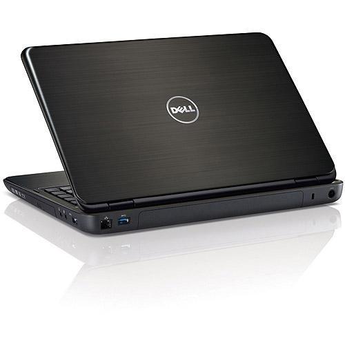 Dell Inspiron 14R 14 Laptop Intel Core i5-2410M 2.30GHz-2.90GHz, 6GB DDR3, 640GB HDD, DVD-RW, Bluetooth, Windows 7 Internal Premium 64-bit, Black