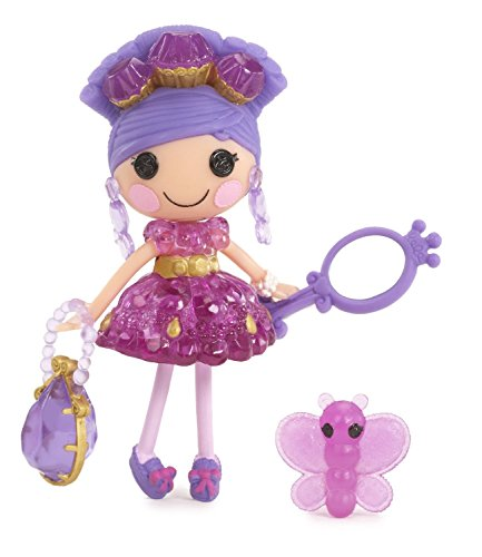 Mini Lalaloopsy Doll- Charms Seven Carat - 1