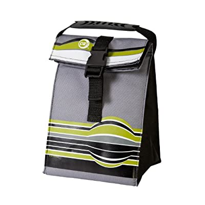Insulated Lunch Bag - Geo in Dorado style