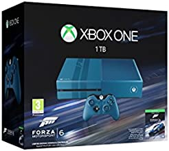 Xbox One Limited Edition 1TB Forza Motorsport 6 Bundle